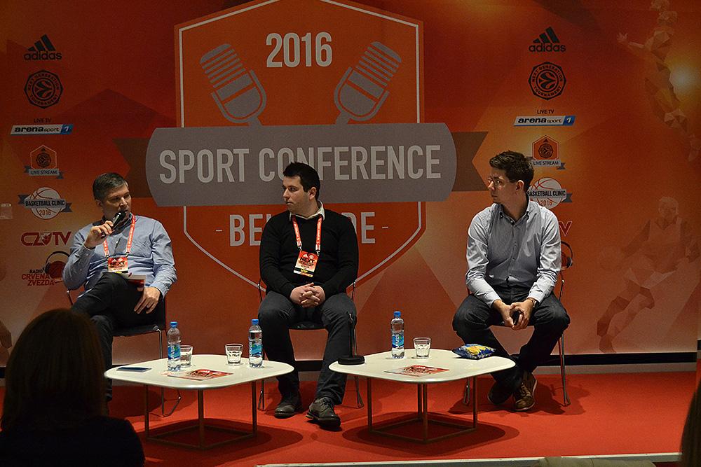 Sport Conference Belgrade, Serbia
