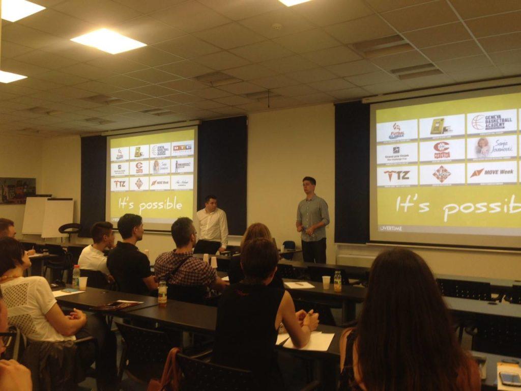 COTRUGLI Business School presentation