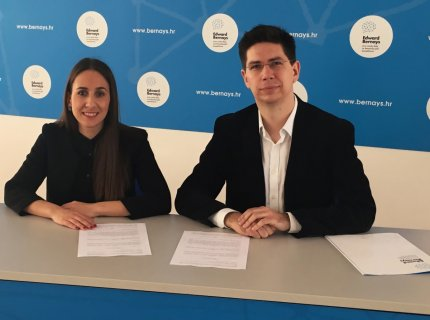 Cooperation with Edward Bernays College
