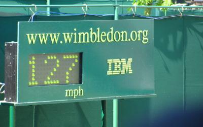 Wimbledon's individual based content
