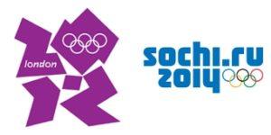 London 2012 and Sochi 2014