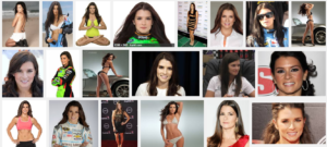 Google search for Danica Patrick - Images Would you assume she's a race car driver or a model?