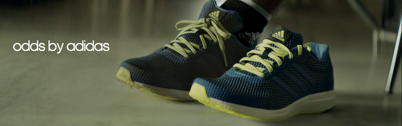 Odds By Adidas Inspiring Campaign For The Ones That Compete Against The Odds Overtime Sport Marketing